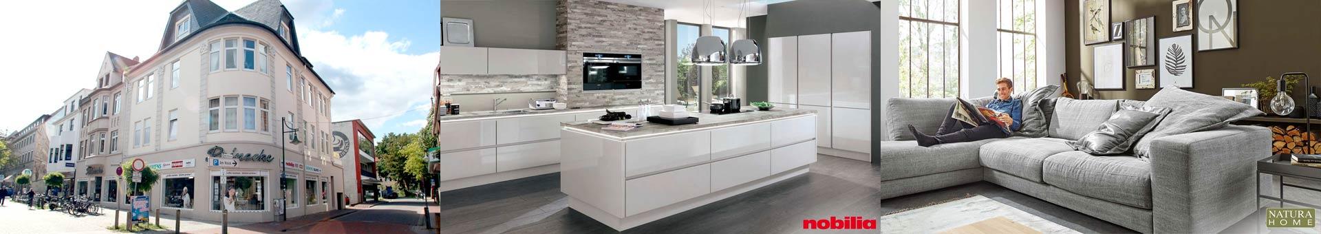 Möbel u. Küchen Reinecke – KONTAKT IMPRESSUM in Delmenhorst nahe Bremen