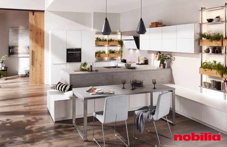 Möbel u. Küchen Reinecke – nobilia Küchen in Delmenhorst nahe Bremen